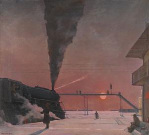 Георгий Григорьевич Нисский. В пути