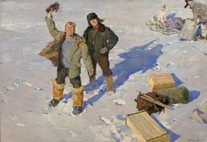 Олег Гадалов Геологи 1963
