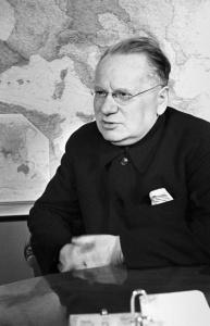 Советский дипломат Максим Максимович Литвинов