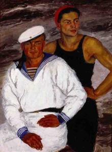"""Ф. С. Богородский, """"Молодежь"""" 1932 г. (ГРМ)"""