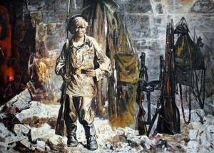«Часовой. Детство, отменённое войной», Виктор Толочко