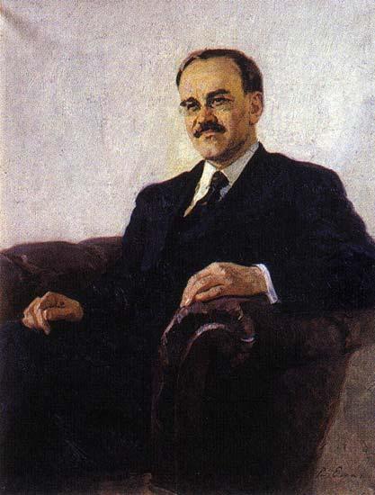 Молотов (Скрябин) Вячеслав Михайлович (1940 г.)