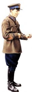 Майор ВВС 1940. Униформа ВВС РККА во Второй мировой