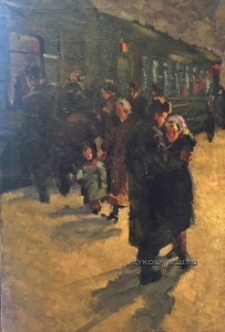 Лисенков Валентин Александрович (1938–1990) «Прощание»