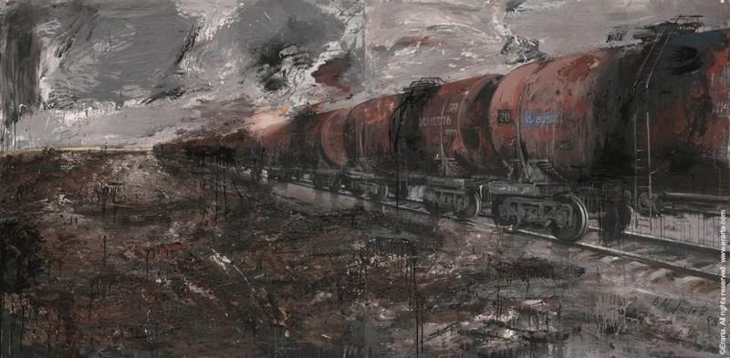 «Нефть». Владимир Мигачев (р.1959)