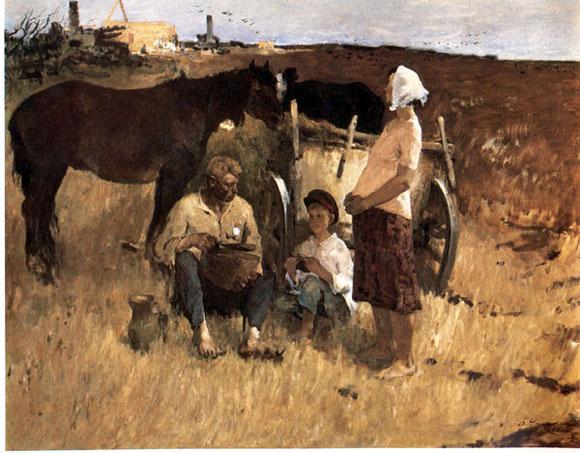 Возрождение. Б. С. Угаров. 1980