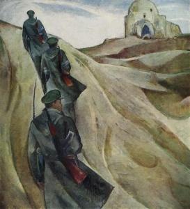 На мирной земле - В. Павлоцкий (1970-е)