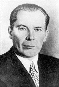 Максим Захарович Сабуров
