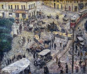 НХ «Старая Москва»