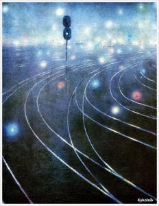 Шмитько Владимир Борисович (Россия, 1935) «Дороги» 1981