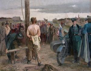 Виталий Константинович Цвирко. 1913–1993 Непокорённые. 1947