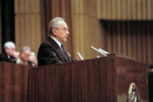 Выступление А.Косыгина на XXV съезде КПСС
