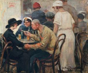 Иван Владимиров. Некому защитить, 1921