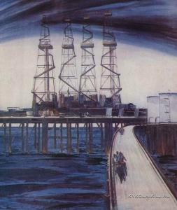 Касумов Надир Садыхович (1928) «Морское бурение» 1982