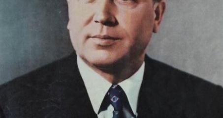 Григорий Васильевич Романов. К 60-летию со дня рождения. Фото И. Филатова