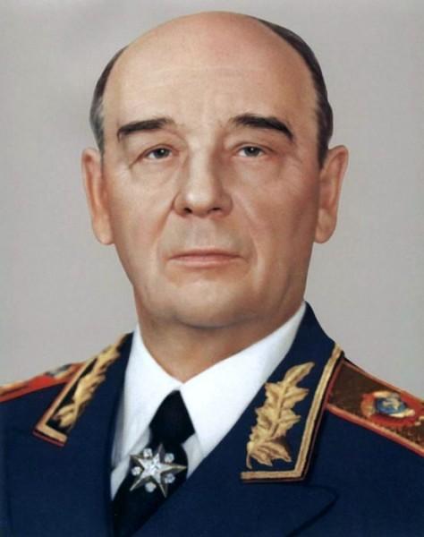 Маршал Советского Союза С.Л. Соколов