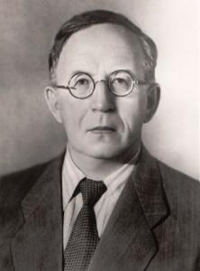 П.Н.Поспелов - Кандидат в члены Президиума ЦК КПСС. 1958 г. Фотохроника ТАСС