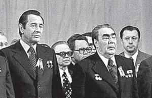 Машеров Брежнев