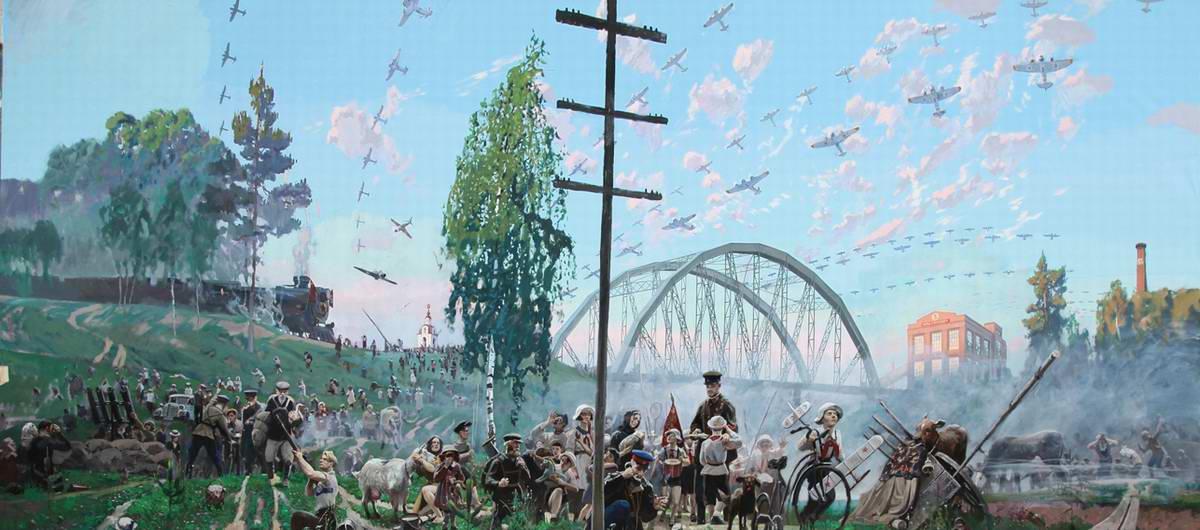 Начало войны 1941 года (Павел Рыженко)