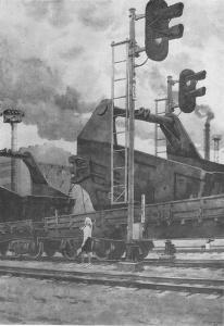 Б.А.Семёнов. Посланцы Уралмаша, 1972
