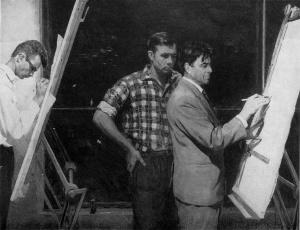 Н.В.Костина. Конструкторы УЗТМ, 1965