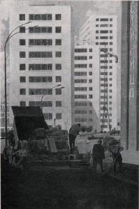 П.С.Усачёв. Уралмаш обустраивается, 1974