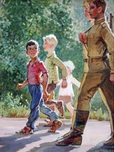 Копаев Владимир Иванович (Россия, 1925) без названия 1969