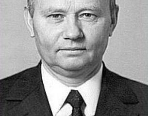 Заместитель председателя КГБ СССР В.А. Крючков