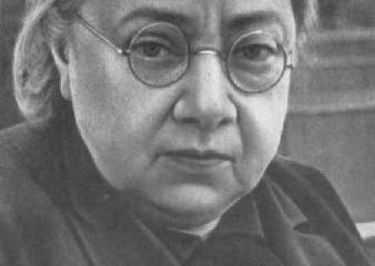 Н.К.Крупская