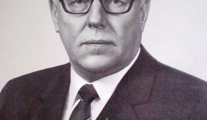 В. М. Чебриков. Фотопортреты членов и кандидатов в члены Политбюро ЦК КПСС. 1985
