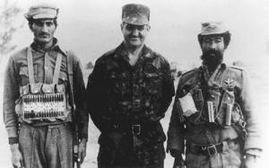 В.И, Варенников в Афганистане