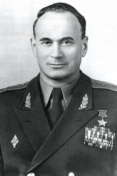 И.А.Серов – заместитель министра внутренних дел СССР
