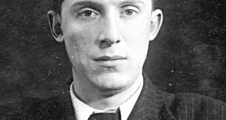Василий Николаевич Ксинтарис. Фото из семейного архива.