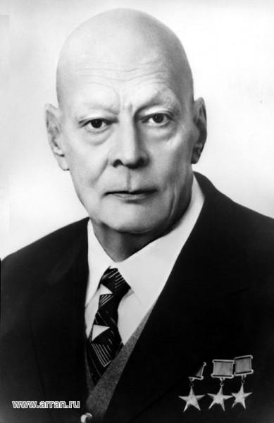 Александров Анатолий Петрович