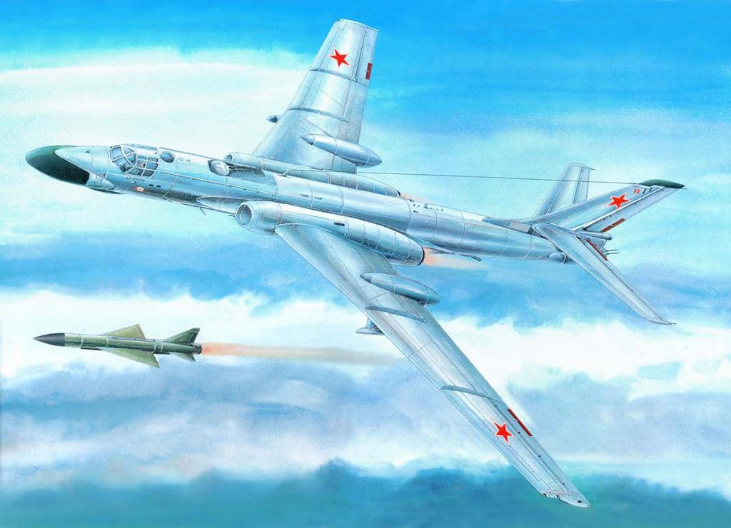 Ту-16. Картина А. Жирнова (?)
