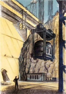 Ушаков В., Спуск трансформатора, 1964 год