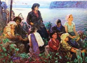 Лохин А. В., Песня об Ангаре, 1966 год
