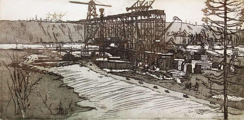 Ройтер М. Г., Легендарная энергетика Сибири, 1958 год