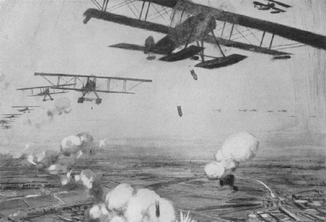 Русские бомбардировщики в Польше (Первая мировая)