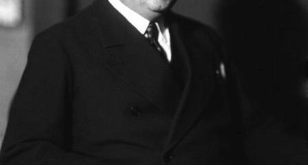 Абрам Фёдорович Иоффе . Фото на сайте История Росатома