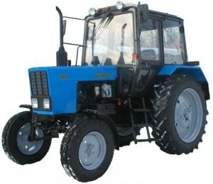 Минский трактор МТЗ-80.1.