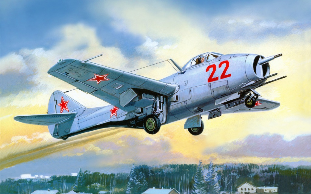 Валерий Руденко. Советский турбореактивный истребитель МиГ-9