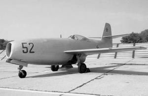 Истребитель «Як-23»