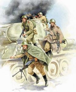 Советский танковый десант (Андрей Каращук)