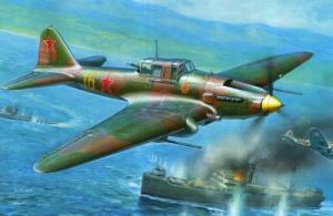 Ил-2 с НС-37. А. Жирнов