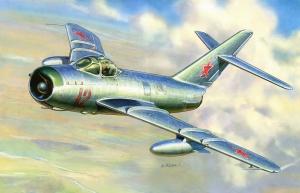 МиГ-15. Картина А. Жирнова