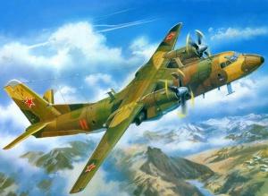 Валерий Руденко. Российский самолёт для грузовых перевозок Ан-32Б