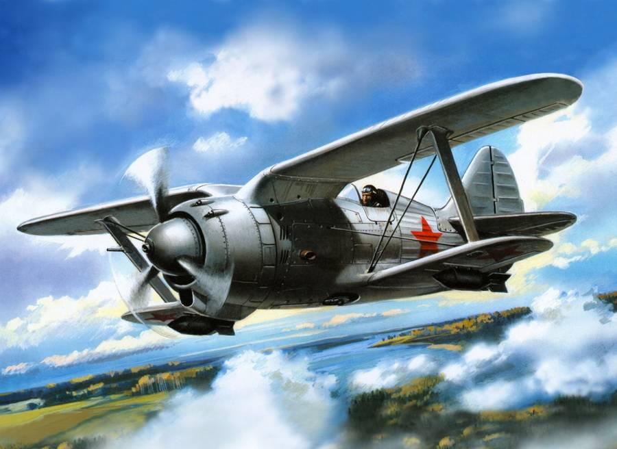 Валерий Руденко. Советский истребитель-биплан И-190 конструкции Н.Поликарпова