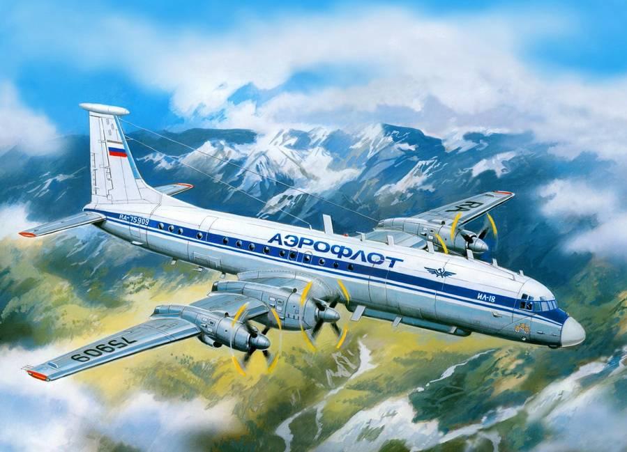 Валерий Руденко. Российский самолёт Ил-22M