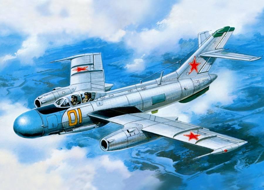 Валерий Руденко. Советский истребитель Як-25М
